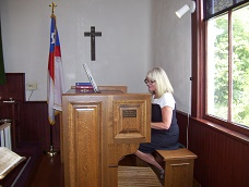 St. Andrew's Anglican Church organist
